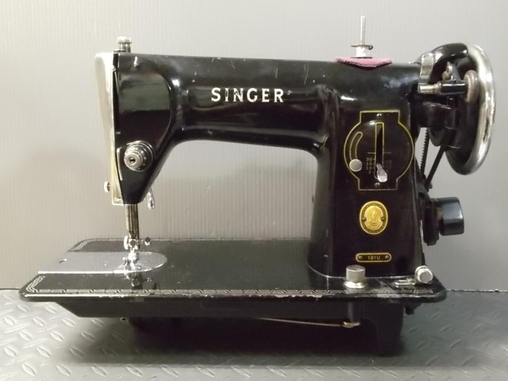 singer 191u-1