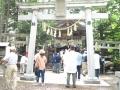 H28.7.30八海山神社拝殿@IMG_3263