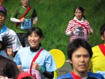 マラソンk