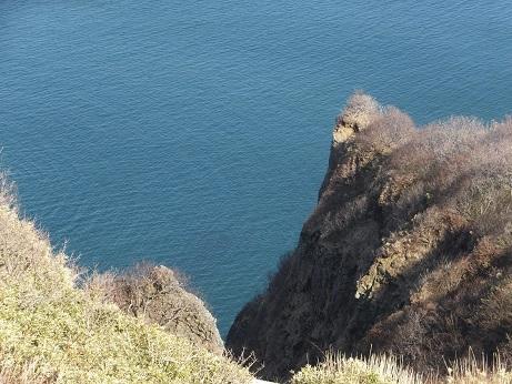 4地球岬の岩1