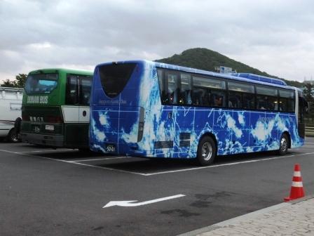 夜景ツアーバス2