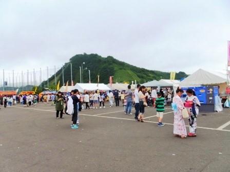 港祭3日目2