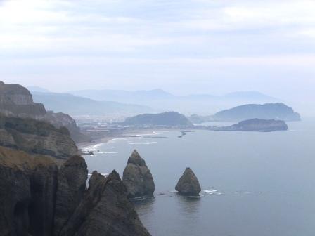 地球岬からイタンキ5