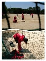 ソフトボール 練習