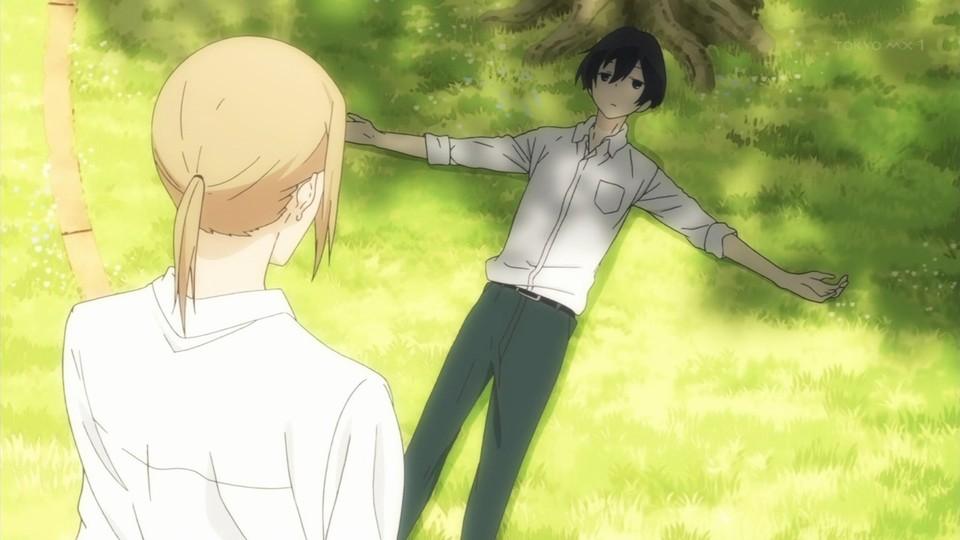 田中くんはいつもけだるげ