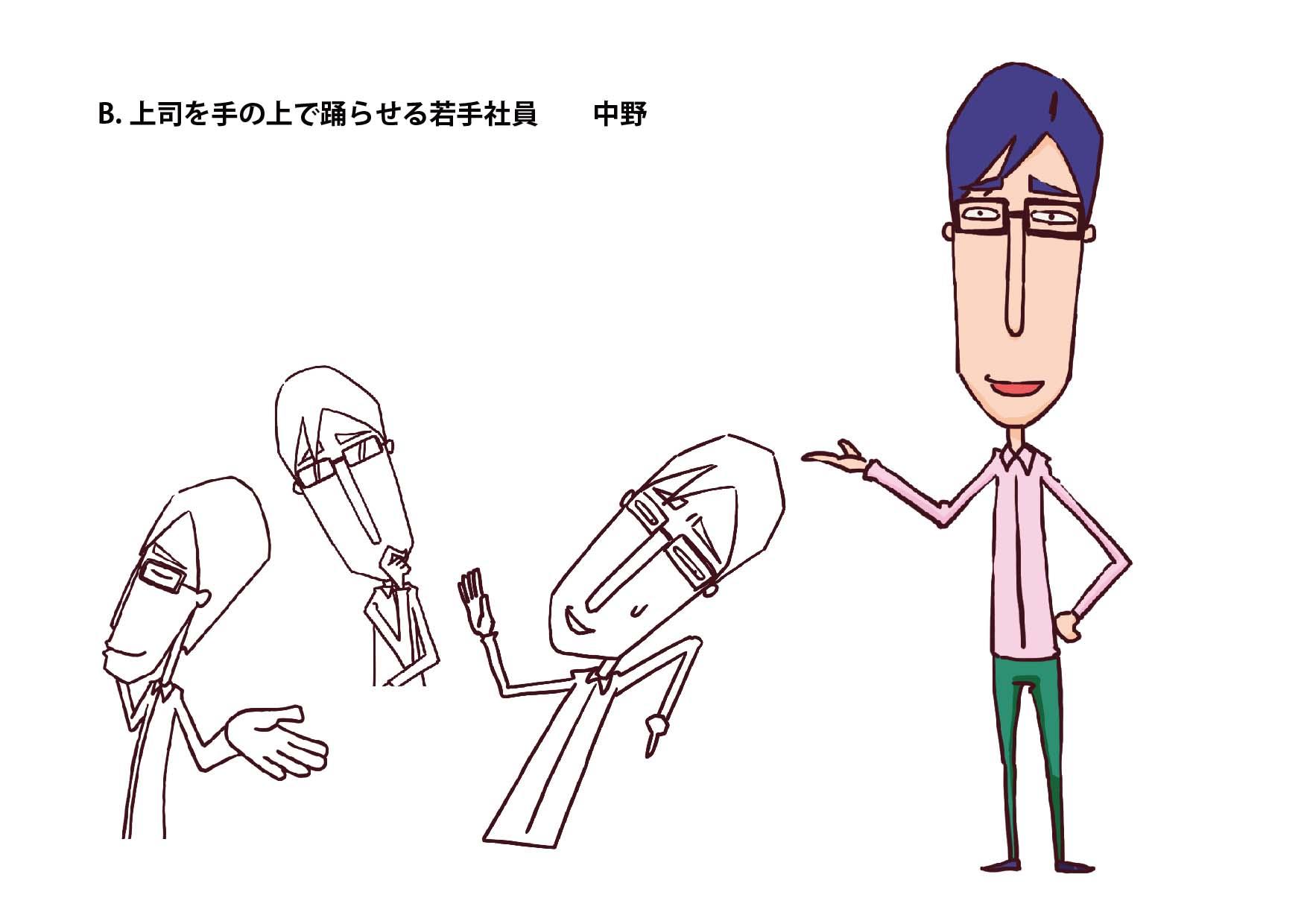 キャラクター表2-03