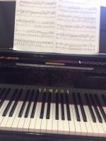さくら、ピアノ