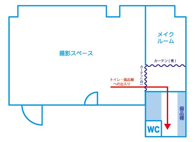 スタジオ図面_説明用