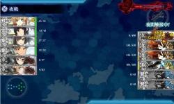 2016-8-22E4甲14回目の出撃