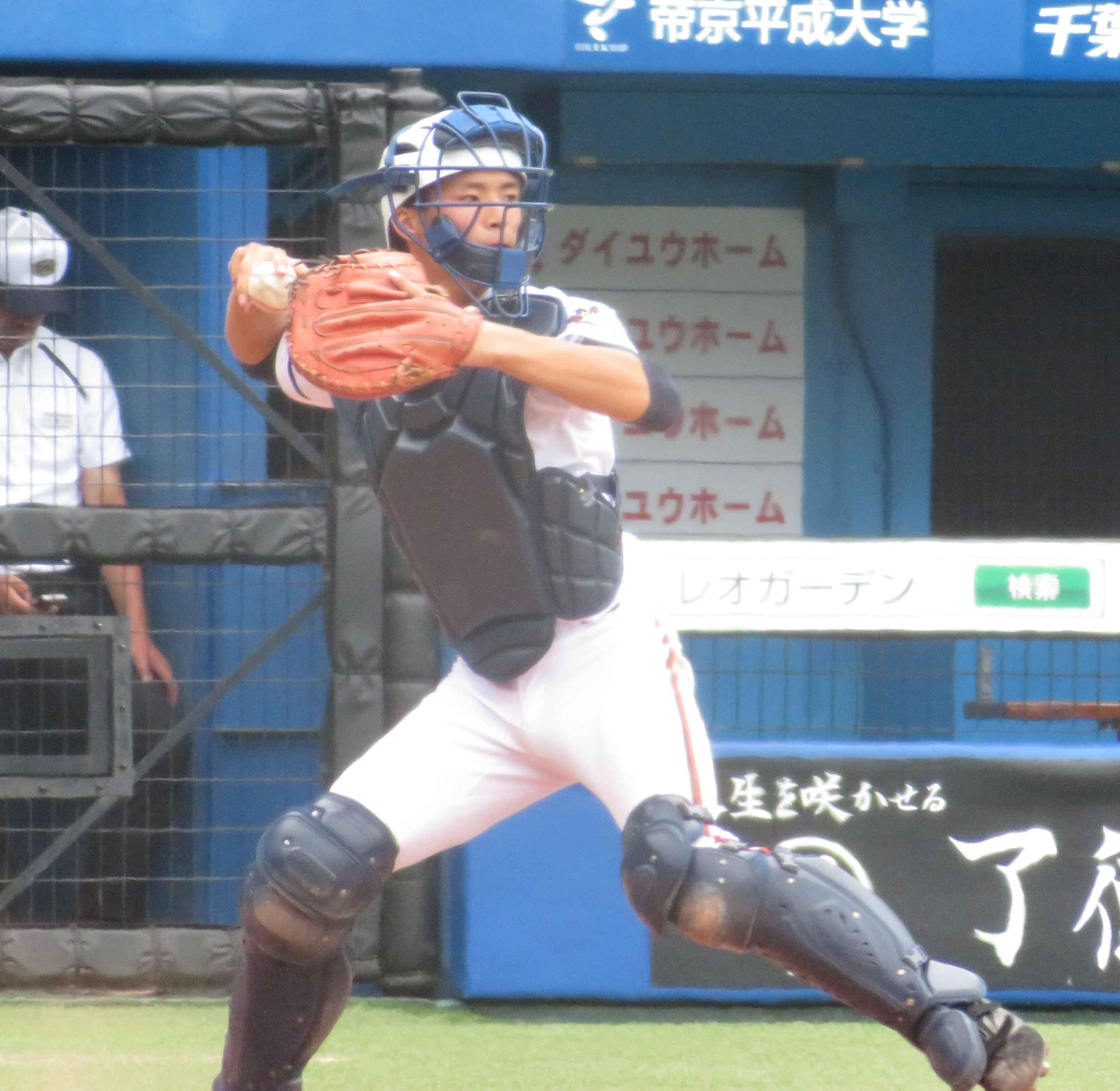 20160723木更津総合 大澤