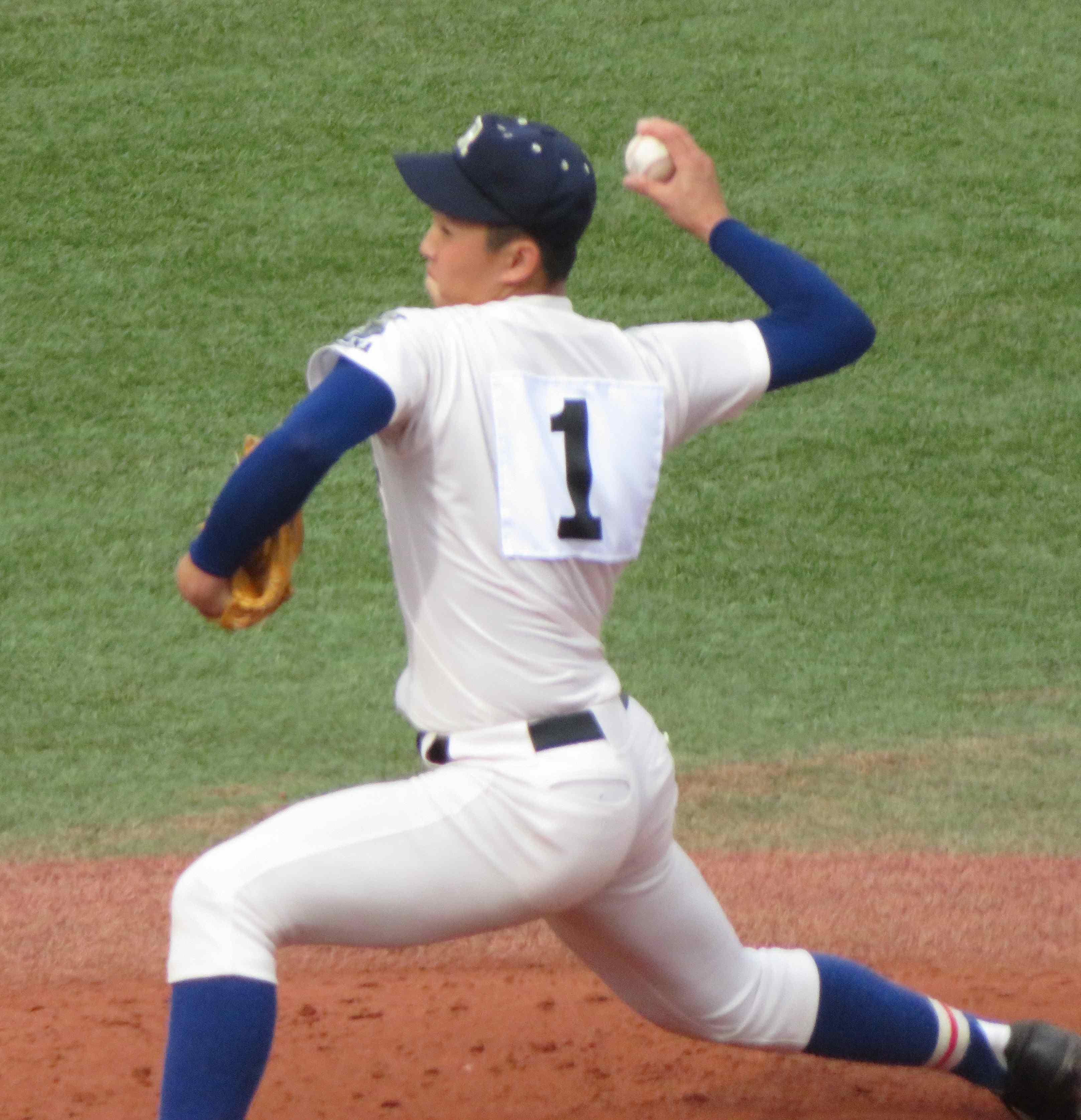 20161115履正社 竹田
