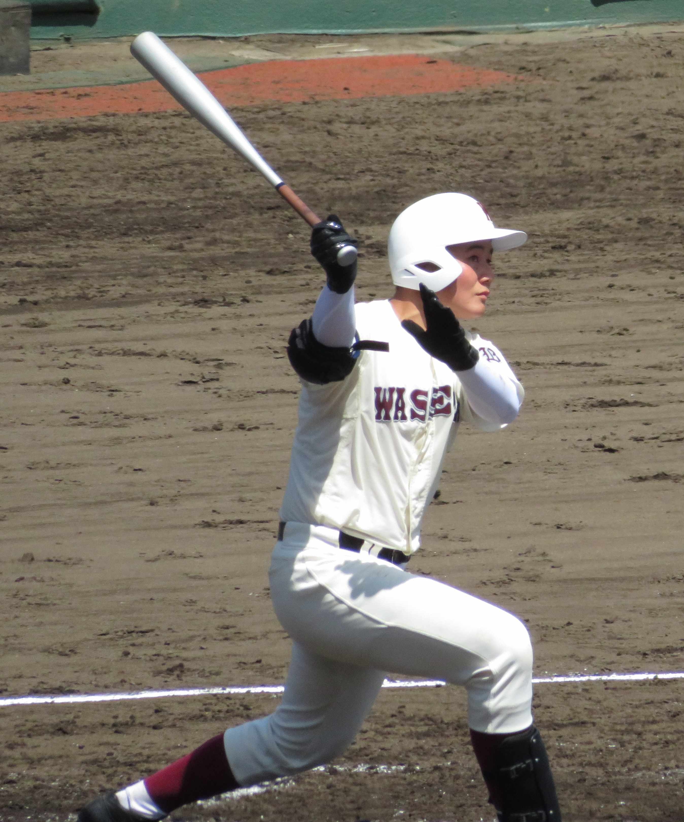 20160710早稲田実業 清宮