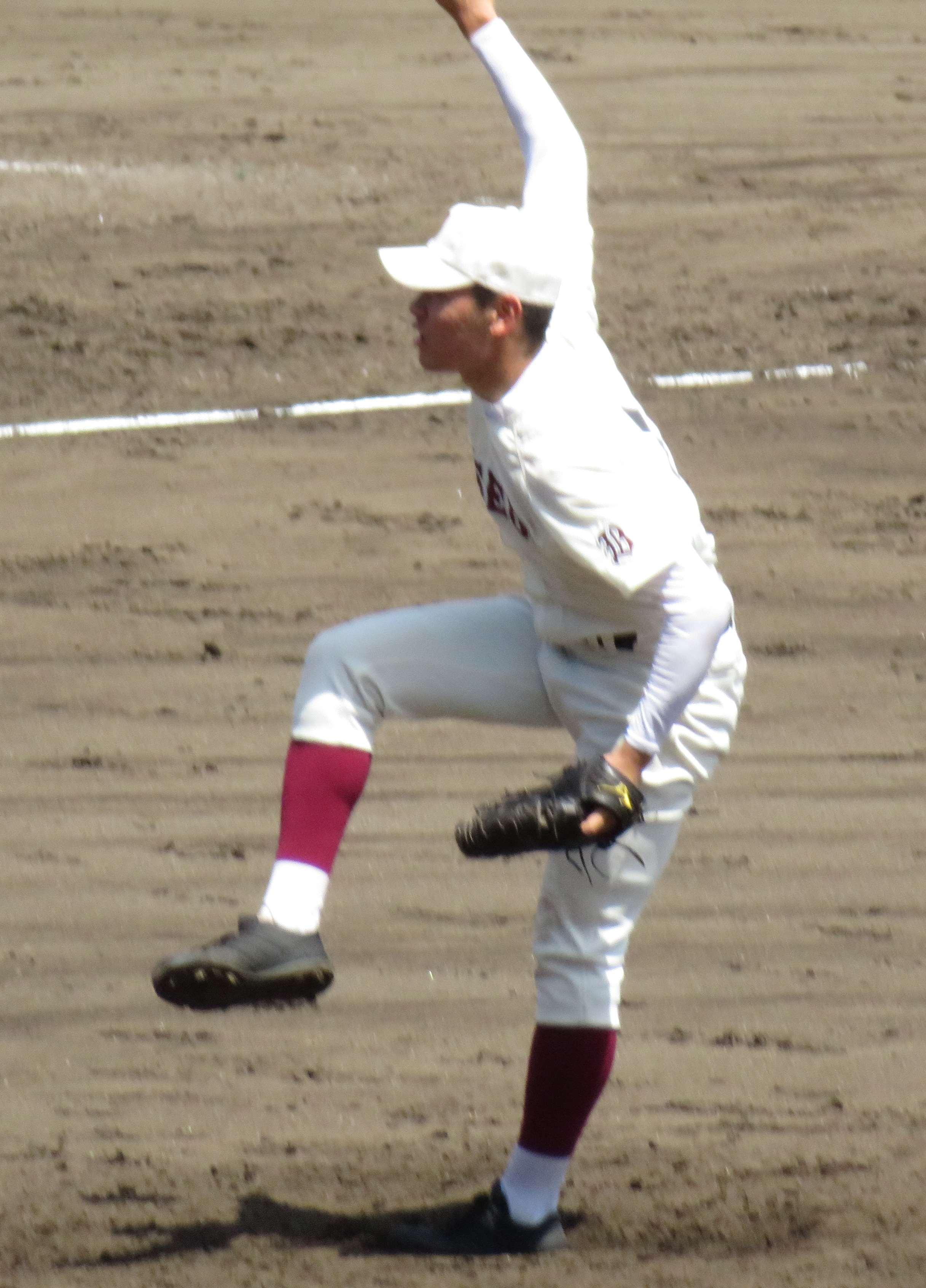 20160710早稲田実業 吉村