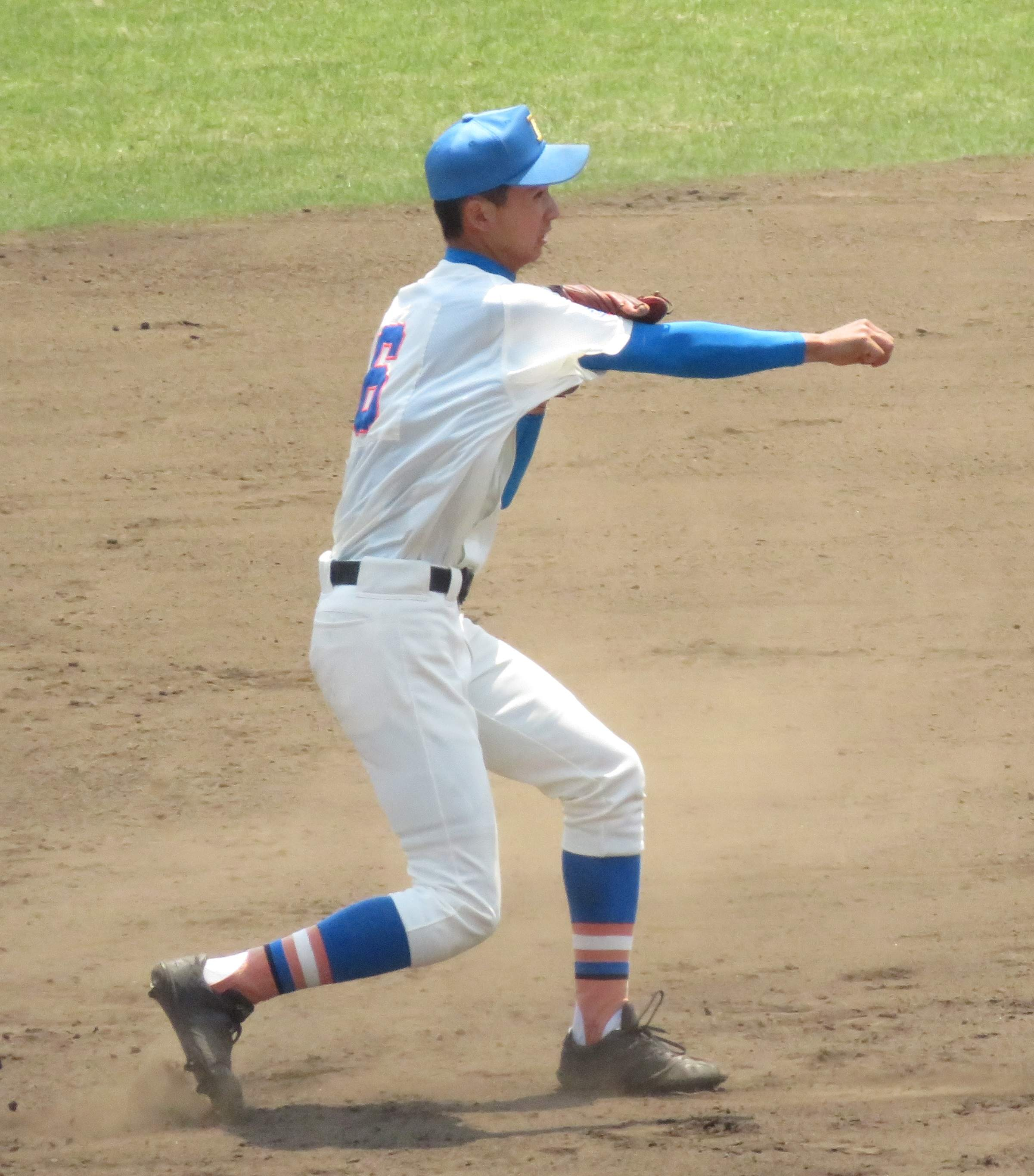 20160625花咲徳栄 岡崎