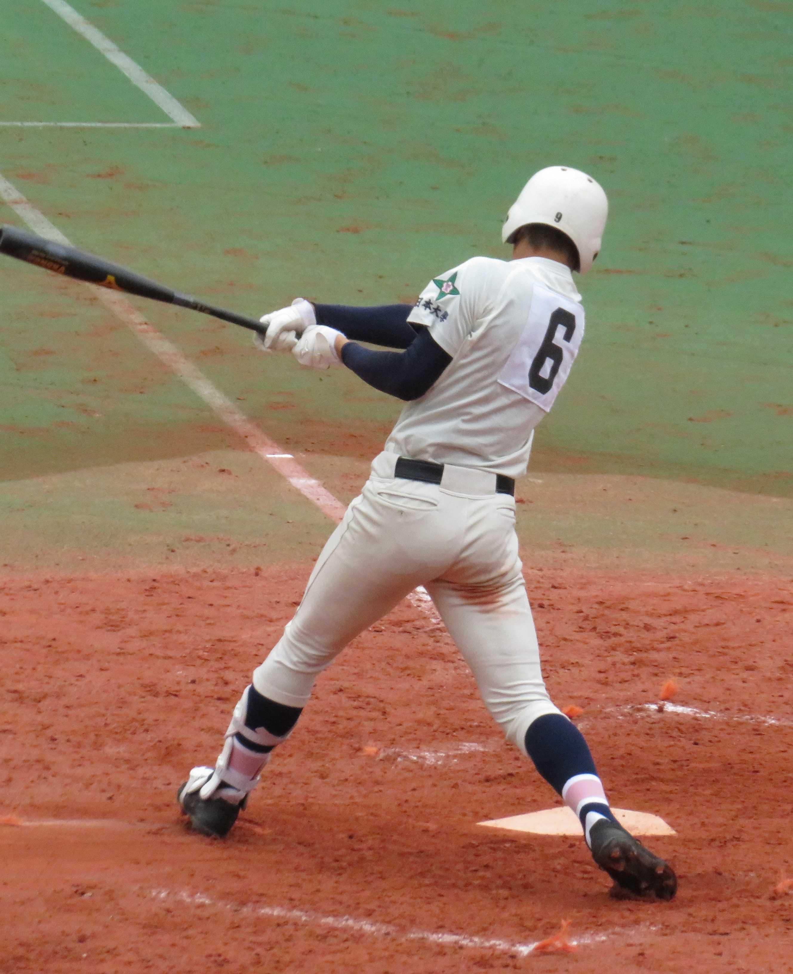 20160623日大鶴ヶ丘 羽根