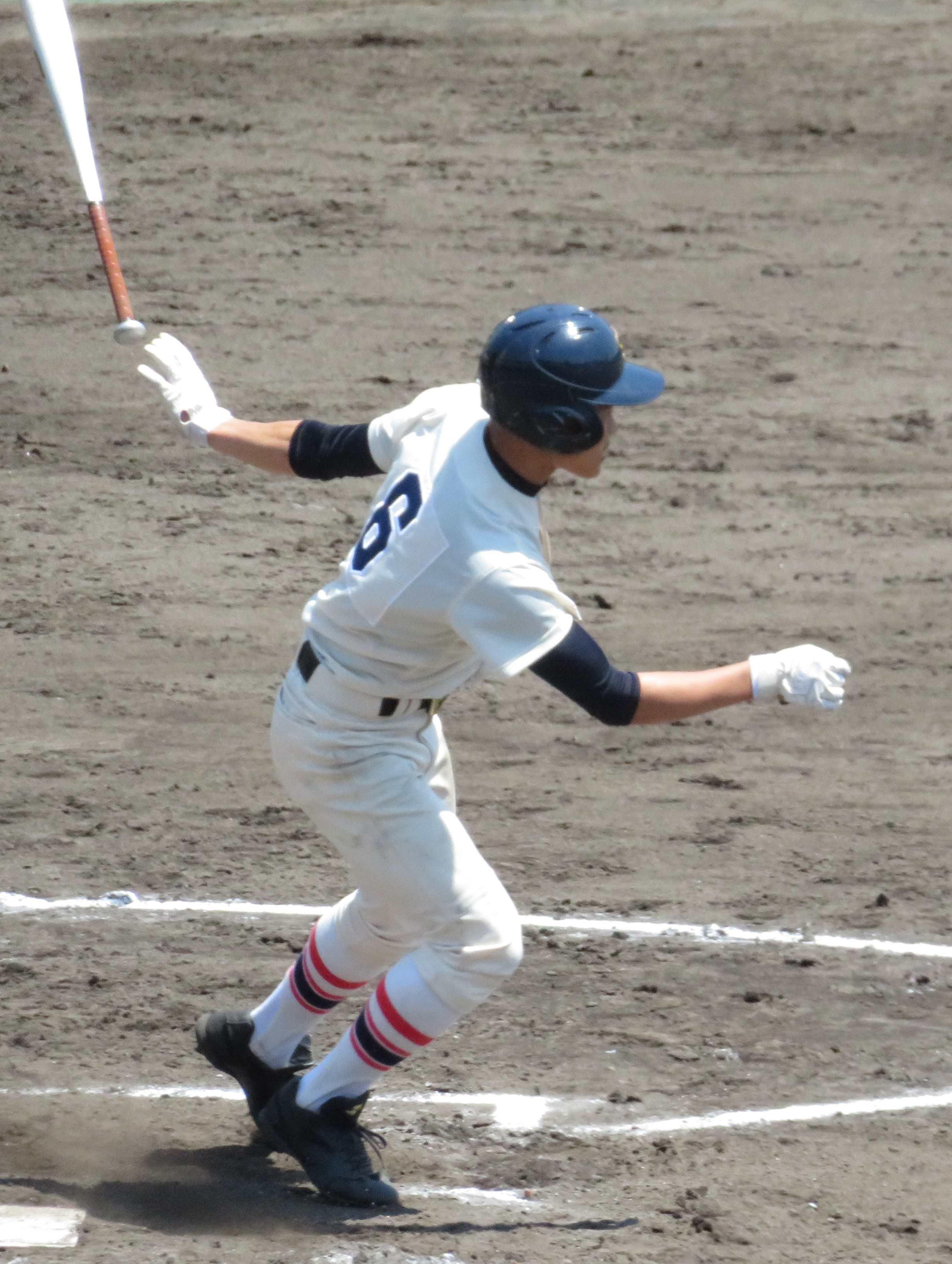 20160708東洋大姫路 森田