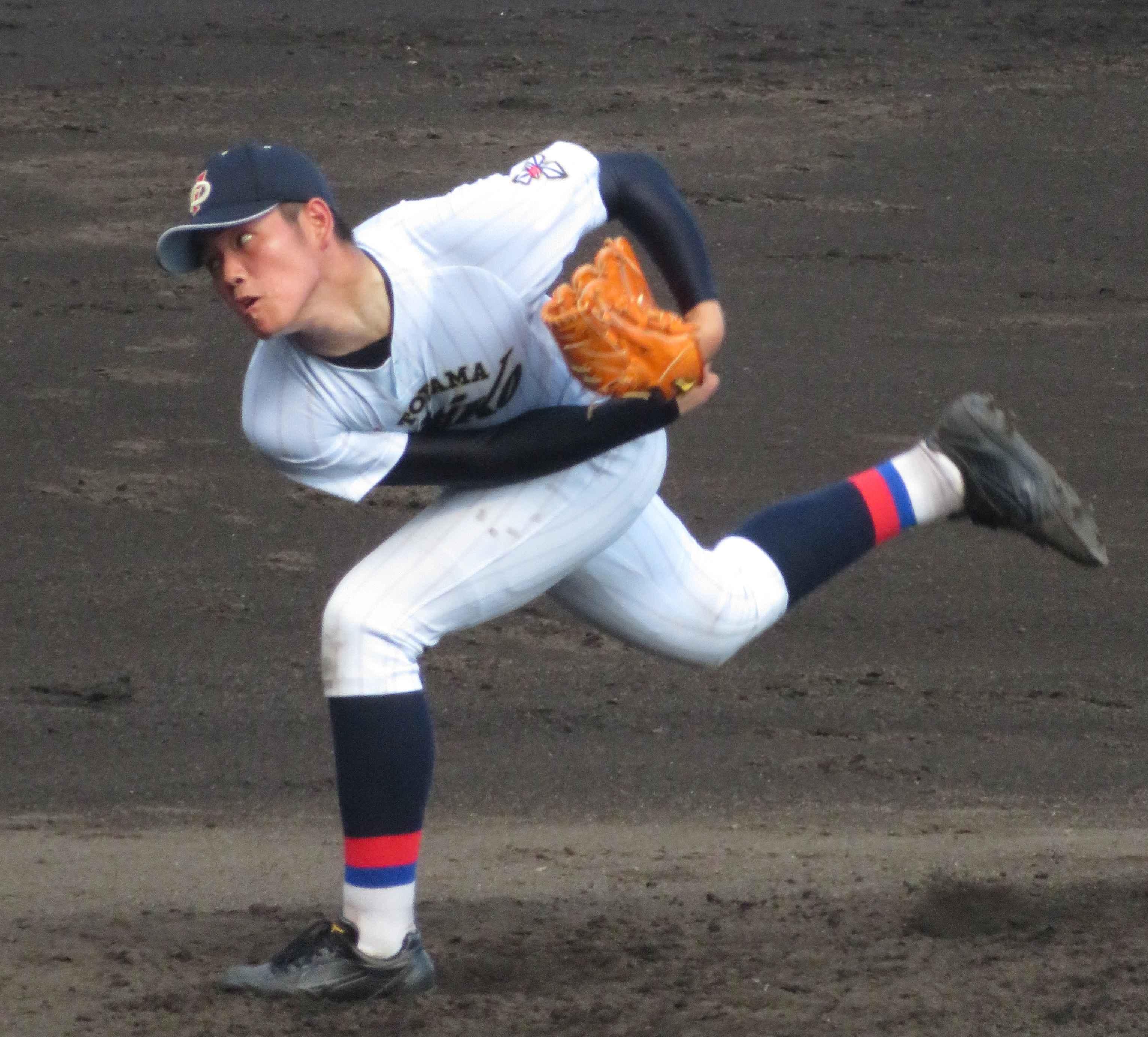 20160815富山第一 中津川