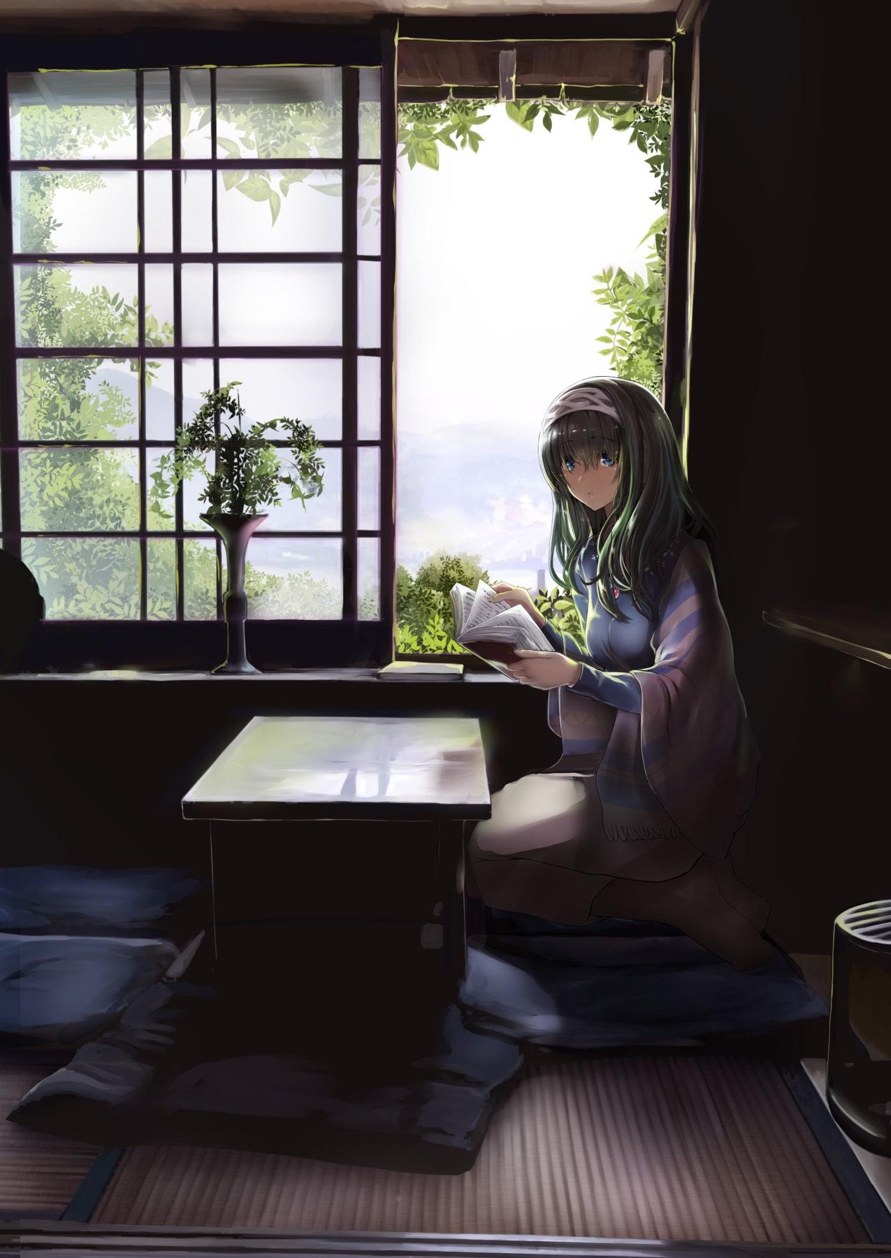アイドルマスターシンデレラガールズ 鷺沢文香 / THE IDOLM@STER Sagisawa Fumika #2060