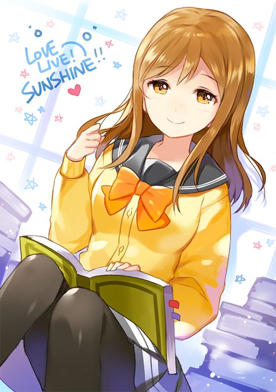 ラブライブ!サンシャイン!! 国木田花丸 / LoveLive! Kunikida Hanamaru #4678