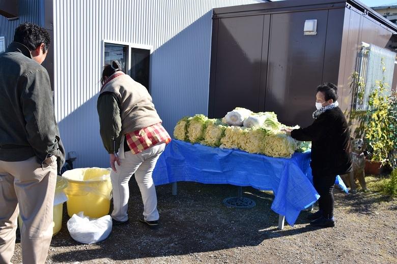 022 山東菜漬け