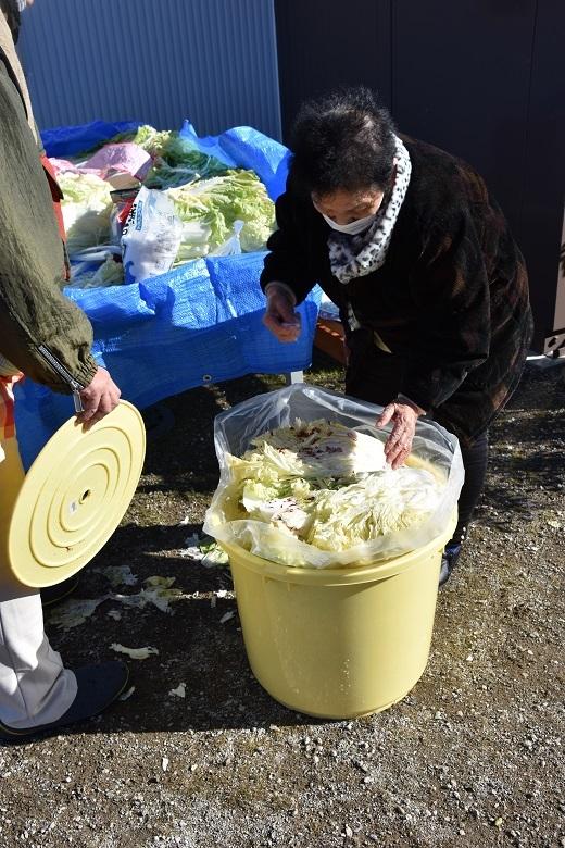 051 山東菜漬け