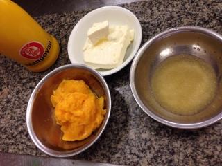 チーズやマンゴーやリキュールや