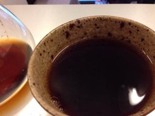 コーヒーを淹れてやり直し