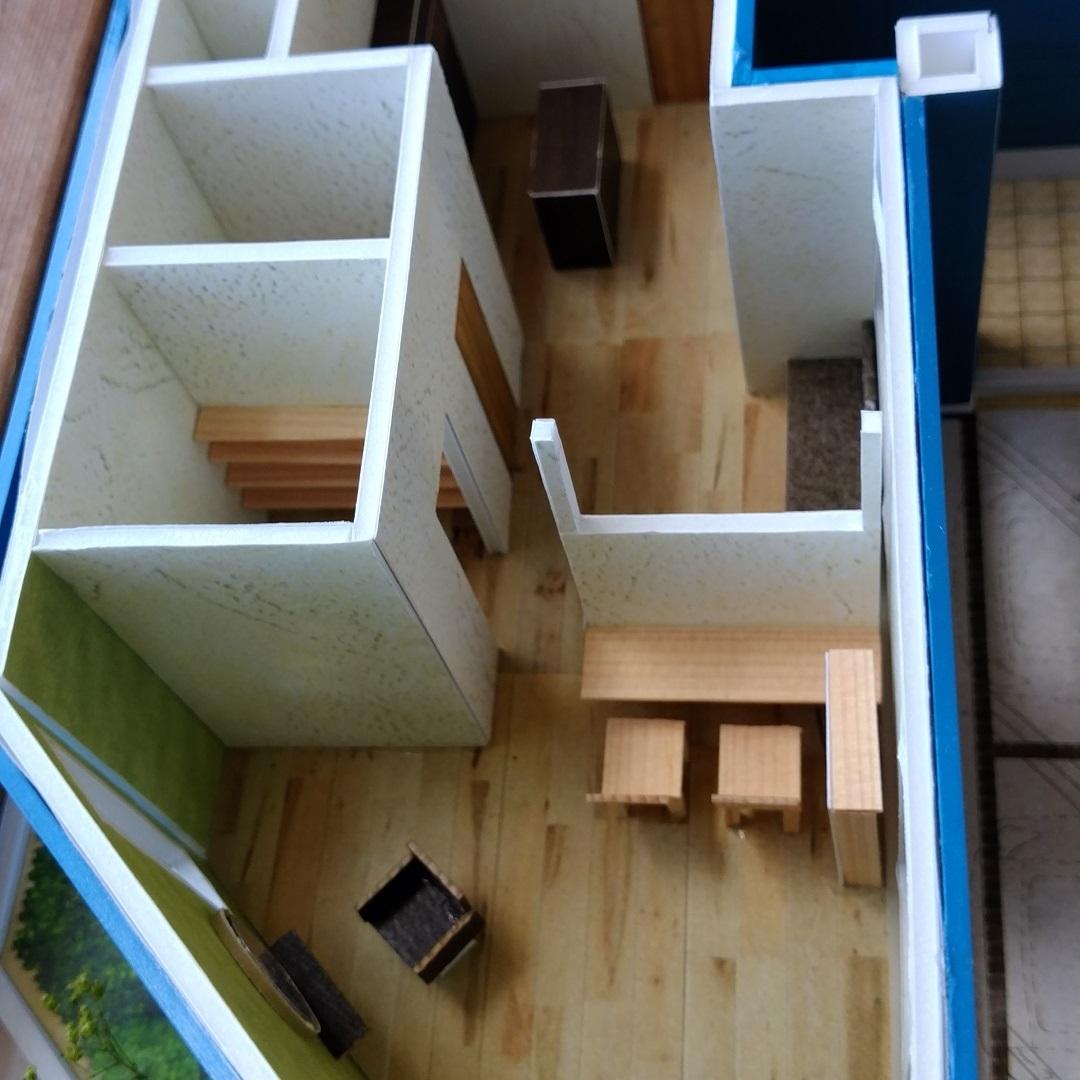 建築模型その3