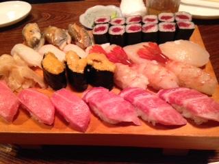 軽井沢奴寿司