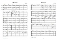 彗星エクスプレス-plain score-sample