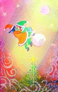 クリスマスイブ 山縣有斗