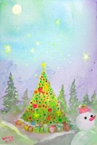 ピエールとルランと満月のクリスマス 山縣有斗