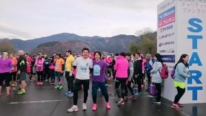 富士山マラソン スタート