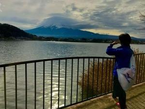 富士山とマラソンと俺