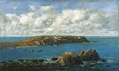 カマレ海岸、トゥーランゲ岬 ブーダン