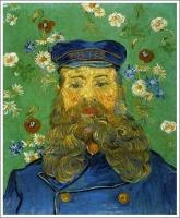 ジョゼフ・ルーランの肖像 ゴッホ