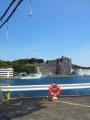浦賀港東岸壁