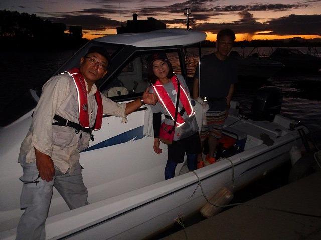 太刀魚釣り (3)