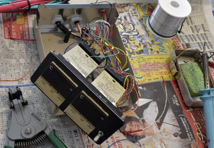 温調器修理