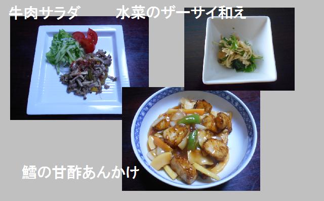 DSCN2238-a4月30日の晩御飯