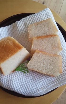 ポリ袋で作る米粉食パン(ブログ)