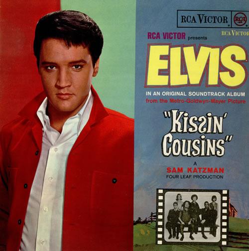 Elvis Presley - Kissin Cousins - Red Spot - LP RECORD-240538