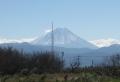 冬化粧の富士