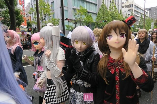 川崎ハロウィンパレード2016(8)