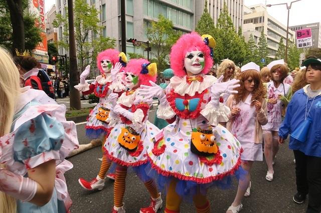 川崎ハロウィンパレード2016(11)