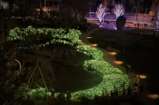 2016六本木ヒルズのイルミネーション(3)
