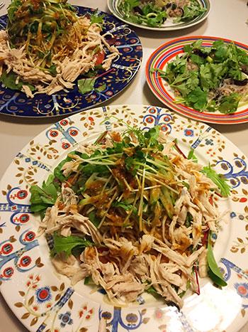 中華とタイのお料理