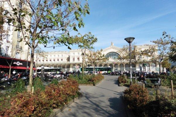 写真パリ東駅