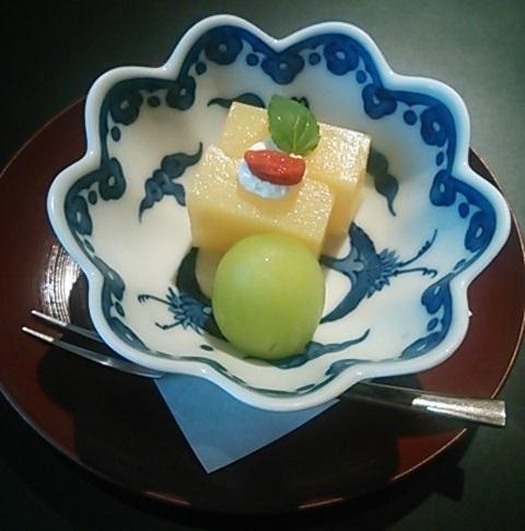 柿安 デザート