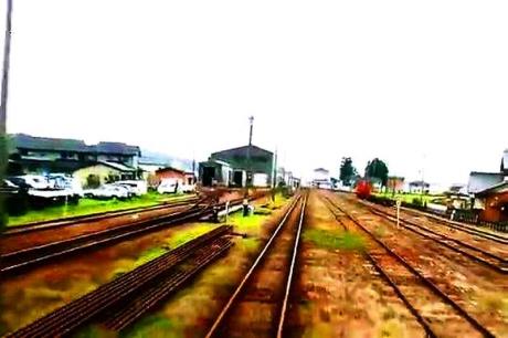 2016.04 樽見鉄道と桜 8